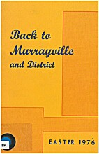 Back to Murrayville and District- Easter…