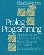 PROLOG Programming: Applications for Data…
