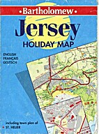 Jersey Holiday Map