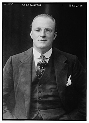 Author photo. George Grantham Bain Collection, Library of Congress, Prints and Photographs Division, Reproduction Number