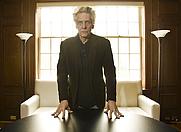 Author photo. David Cronenberg. Photo courtesy Canadian Film Centre.