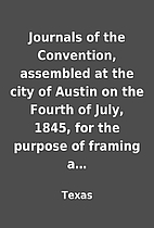 Journals of the Convention, assembled at the…