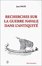Recherches sur la guerre navale dans…