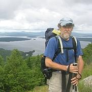 Author photo. Paul Stutzman at Grafton Notch