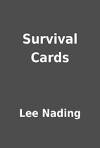 Survival Cards by Lee Nading
