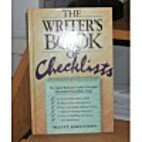 The Writer's Book of Checklists: The…