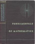 Fundamentals of Mathematics by Moses…