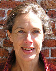 Author photo. Dorrit van Dalen [credit: Leiden University]