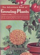 The adventure book of growing plants by…