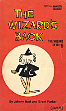 The Wizard's Back by Johnny Hart