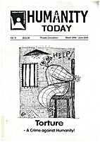 Humanity Today Vol.1 No.29 & 30 by Pravin…