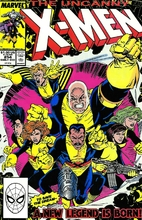 The Uncanny X-Men #254 - All-New,…