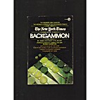 The New York Times Book of Backgammon by…