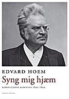 Syng mig hjæm : Bjørnstjerne Bjørnson :…