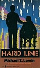 Hard Line by Michael Z. Lewin