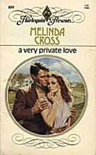 A Very Private Love by Melinda Cross