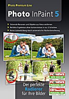 Photo InPaint 5 - Der Objektentferner…