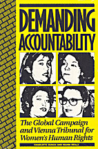 Demanding Accountability : The Global…