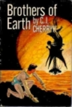 Brothers of Earth by C. J. Cherryh
