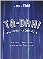 Ta-Dah! Showtime for Speakers: Nine Show…