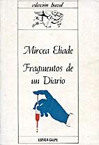 Fragmentos de un diario by Mircea Eliade