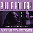The Masters Billie Holiday by Billie Holiday