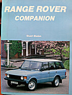 Range Rover Companion by Stuart Bladon