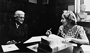 Author photo. Lily Ross Taylor (left) and Beryl Rawson by Peter Dechert. From the Bryn Mawr College Archives. <a href=&quot;http://www.brynmawr.edu/classics/history/RossTaylor.html&quot; rel=&quot;nofollow&quot; target=&quot;_top&quot;>http://www.brynmawr.edu/classics/history/RossTaylor.html</a>
