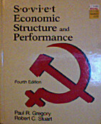 Soviet economic structure and performance by…