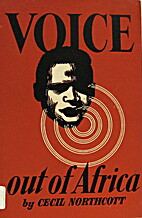 Voice out of Africa by Cecil Northcott