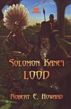 Solomon Kane'i lood by Robert E. Howard