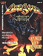 Dragon Magazine 227: The Lure of the…