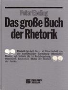 Das große Buch der Rhetorik by Peter…