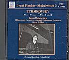 Piano Concertos Nos. 1 and 2 [CD] by…