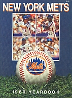 1989 New York Mets Official Yearbook by New…
