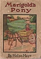 Marigold's Pony by Howard B. Famous