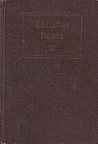 Christian Hymns III by L. O. Sanderson