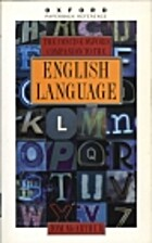 The Concise Oxford Companion to the English…