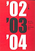 Relatório de actividades '02 '03 '04 FMUP…