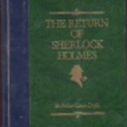 the return of sherlock holmes doyle arthur conan green richard lancelyn