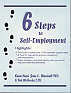 6 Steps to Self Employment by Bob McHardy