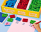 Phonics Stamps by Lakeshore