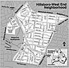 Home place: A History of the Hillsboro-West…
