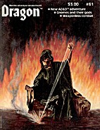Dragon Magazine, No. 61 by Dragon Publishing