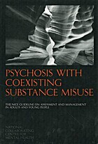 Psychosis with coexisting substance misuse :…