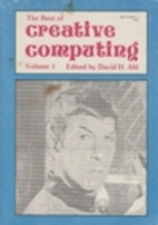 The Best of Creative Computing - Volume 1 by…