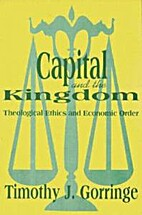 Capital and the Kingdom: Theological Ethics…