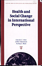 Health and Social Change in International…