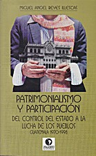 Patrimonialismo y participación del control…