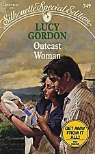 Outcast Woman by Lucy Gordon